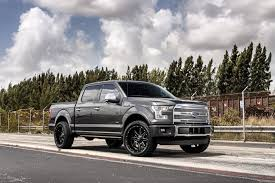 ford f150 platinum wheels exclusive motoring ford f150 platinum on 22 fuel offroad wheels