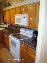 Kitchen Cabinets You Assemble Kitchen Remodel Under A Texas Sky