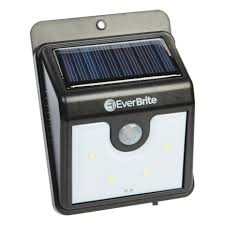 ace hardware solar lights ever brite solar powered led security light black brite mc12 4