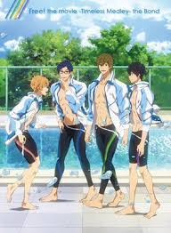 free iwatobi swim gets tv series summer