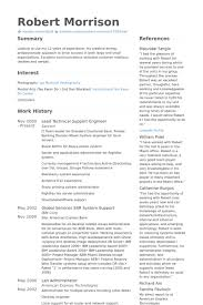Resume For It Support Download It Support Engineer Sample Resume Haadyaooverbayresort Com