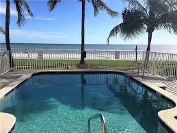 fort myers beach beachfront single family homes