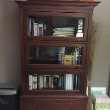 Bookshelves With Glass Doors For Sale by Find More Bob Timberlake Lawyer Bookcase With Glass Doors For Sale