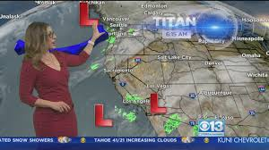 California Weather Map Latest Weather Forecast Cbs Sacramento