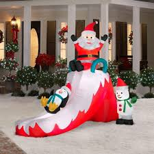 christmas inflatables outdoor amusing christmas inflatables outdoor twuzzer