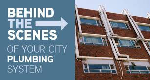 Home Plumbing System Behind The Scenes Of Your City Plumbing System