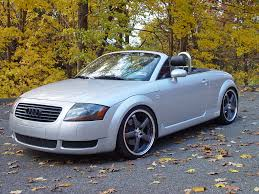 2001 audi tt quattro for sale 2001 audi tt information and photos zombiedrive