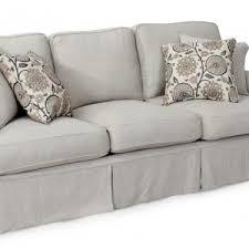 Sure Fit White Sofa Slipcover White T Cushion Sofa Slipcover Centerfieldbar Com