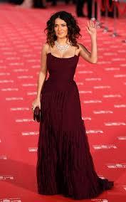 Frisuren F Lange Naturgelockte Haare by Salma Hayek And Antonio Banderas Meet Up In Madrid For The Goya Awards
