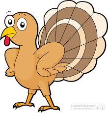 animated turkey clipart gclipart