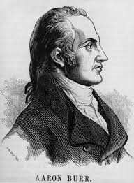 aaron burr how aaron burr gave the city a faulty system of wooden water mains