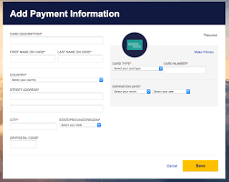ui pattern names a ux analysis of 22 credit card uis mike knoop