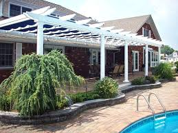 waterproof pergola canopy outdoor goods
