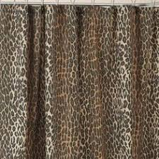 Cheetah Print Bathroom by Cheetah Print Shower Curtain Animal Prints Pinterest