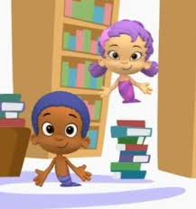 image goby oona books png bubble guppies wiki fandom