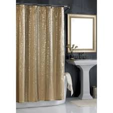 Gold Metallic Curtains Buy Metallic Sheers From Bed Bath Beyond