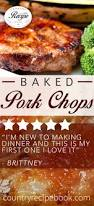 country style baked pork chops recipe chops recipe country