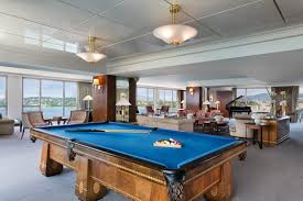 Most Expensive Pool Table Inside The World U0027s Most Expensive Hotel Suite In Geneva