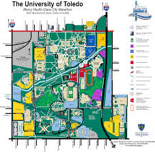 Ohio City Map Mercy Health Glass City Marathon U2014 Run Toledo Gcm April 22 2018