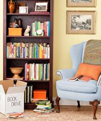 Arrange Bookshelves by Organizing Books How To Organize A Library
