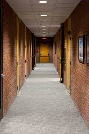 hallway hallway and main entrance management education center eli