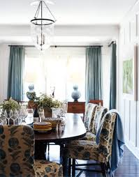 Rosemary Lane Kicking Around The Color Blue For My Dining Room - House beautiful dining rooms