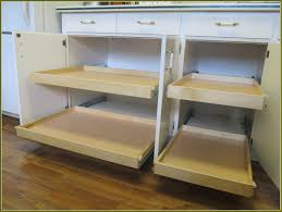 installing pull out drawers in kitchen cabinets sliding shelves for kitchen cabinets brilliant under cabinet drawer