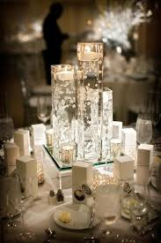 candle wedding centerpieces brilliant floating candle wedding centerpiece floating candles