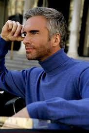 hairstyles for thick grey hair graying hair hair style model male silver grey silvery