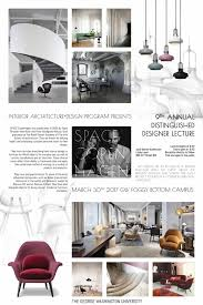 Academy Of Art Interior Design by Annual Distinguished Designer Lectures Interior Architecture