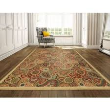 Paisley Area Rug Paisley Rugs Area Rugs For Less Overstock