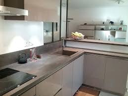meuble cuisine taupe cuisine taupe laque cuisine taupe cuisine couleur taupe laque