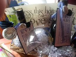 bridal shower gift baskets wine gift basket jazzyscreation