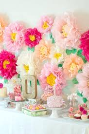 birthday party decorations ideas at home floral party napkins floral party decoration ideas decoupage paper