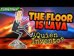 Challenge Quien Lo Invento Quien Invento The Floor Is Lava El Suelo Es Lava Tops Max Nmms