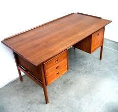 teak roll top desk danish modern teak desk teak mid century modern teak roll top desk