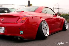 lexus soarer modified that red soarer u2013 fatlace since 1999