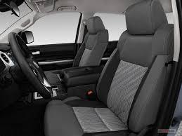 Toyota Pickup Bench Seat 2018 Toyota Tundra Interior U S News U0026 World Report