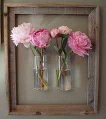 Vase Wall Decor Best 25 Wall Mounted Vase Ideas On Pinterest Rustic Kids Wall