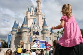 visiting walt disney world with a toddler in tow