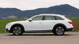 first audi quattro 2017 audi a4 allroad quattro first drive review