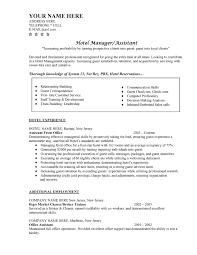 Sample Resume For Hotel Management Fresher by Template Business Owner Resume Examples Sample Business Resume