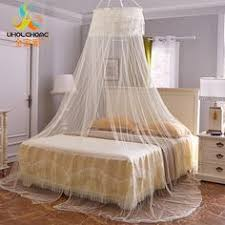 Lace Bed Canopy Canony Bed Diy Ideas Circular Hanging Round Lace Bed Canopy