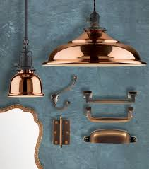 Copper Pendant Lights Kitchen Copper Lighting Copper Pendant Light Rejuvenation With Regard