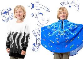 octopus kids ss17 lookbook by studio cirasa