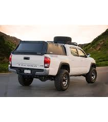 nissan tacoma toyota tacoma stealth rack multi light setup with sunroof
