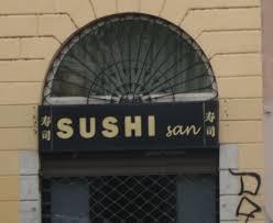 sushi porta genova sushi san japanese via ascanio sforza 21 porta genova milan
