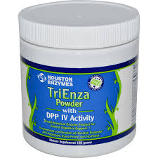 Hous Houston Enzymes Trienza Powder With Dpp Iv Activity 105 G