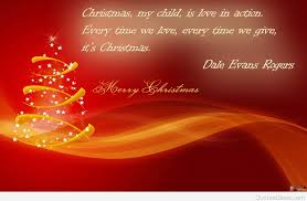 merry blessings quote 2015