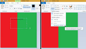 images paste with transparent background in paint super user